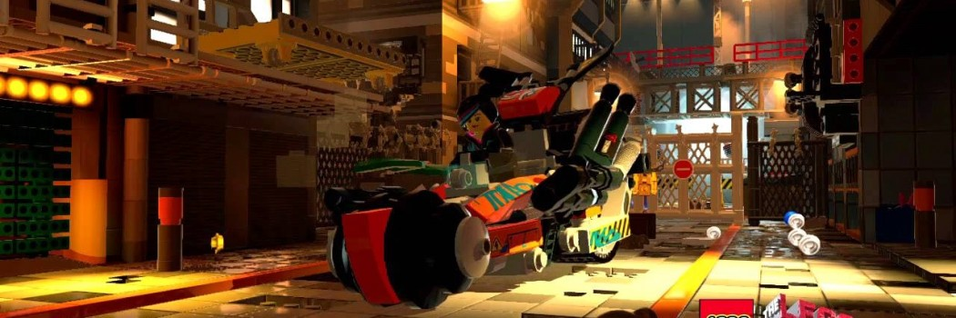 LEGO: The Movie Videogame